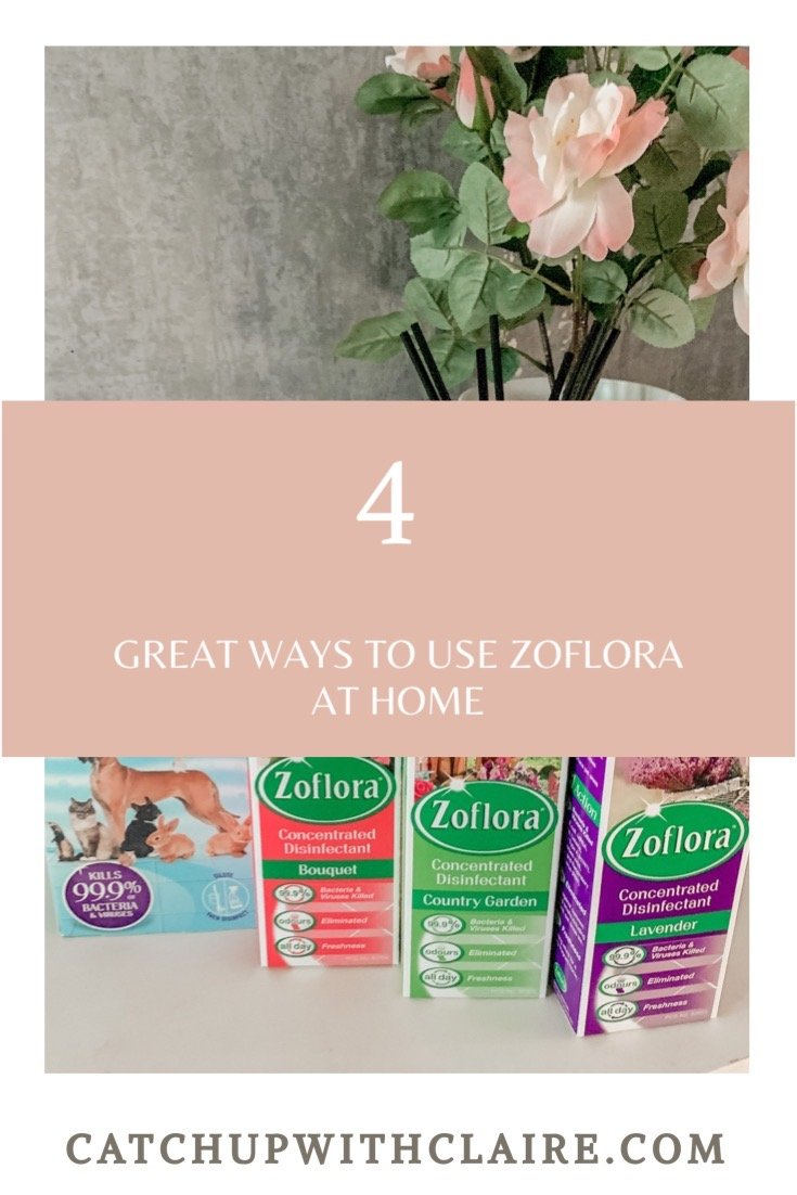 text image 4 great ways to use zoflora at home