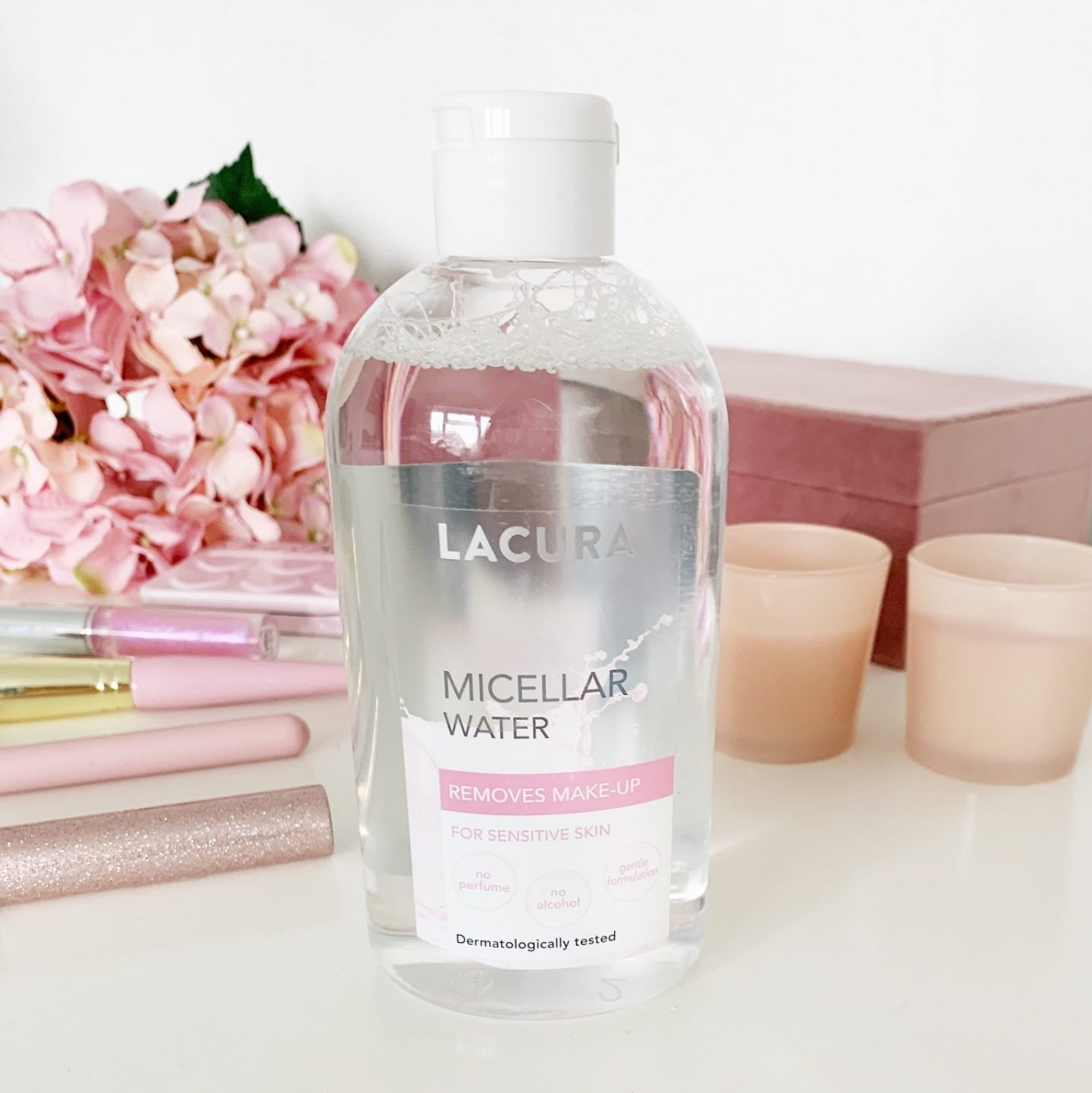 Lacura Micellar Water From Aldi